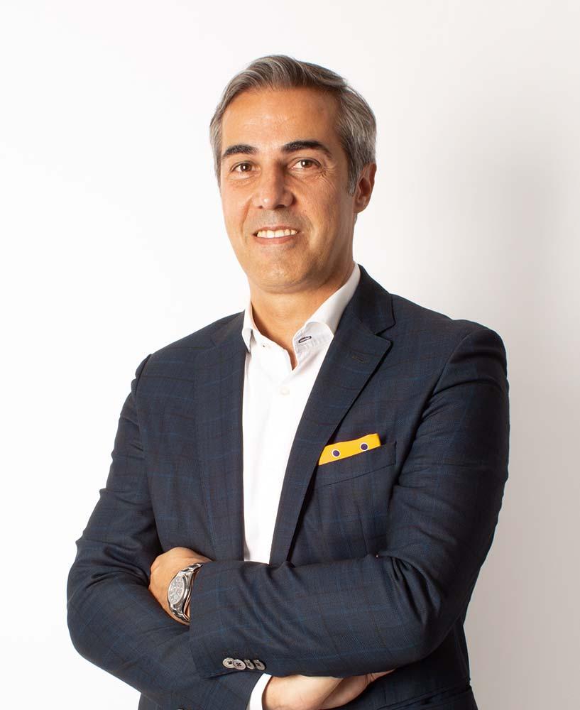 José Pinto, CEO da Lemon Jelly