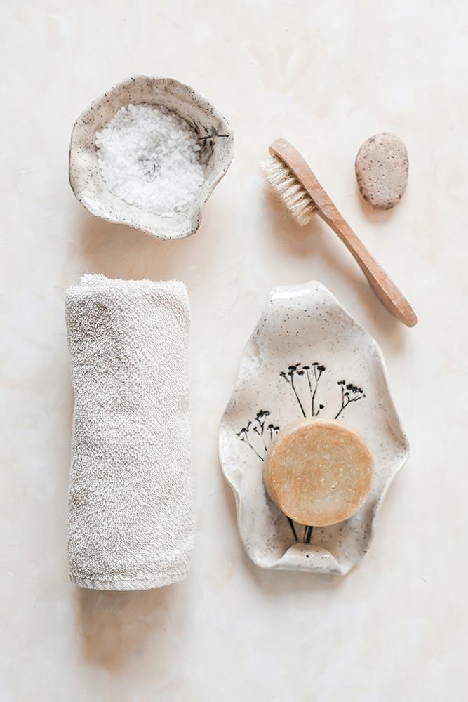 Objetos de higiene diária